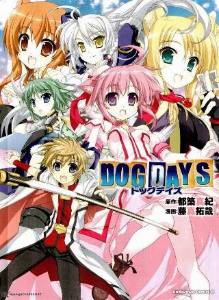 "Dog Days"" Tercera Temporada Capitulo 12"