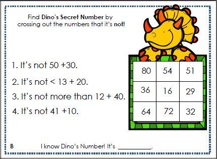 math worksheet : primary inspiration math logic puzzles and a freebie! : Math Logic Puzzle Worksheets