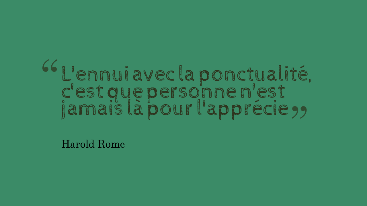 citation sur l'ennui