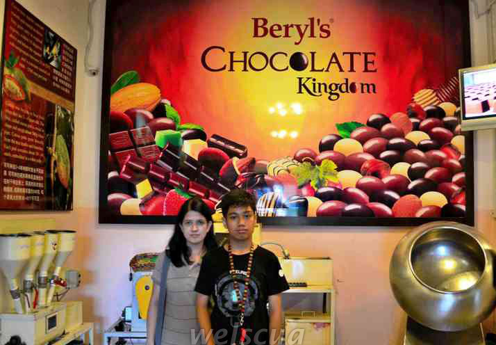 beryl s chococlate report