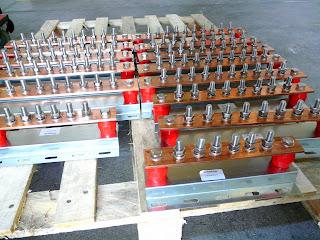 AP Haslam Copper Earth Bars