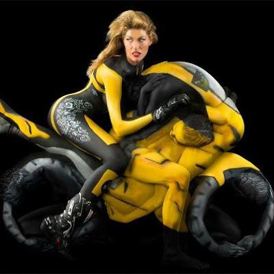 Human Motorcycle - Behind The Scenes