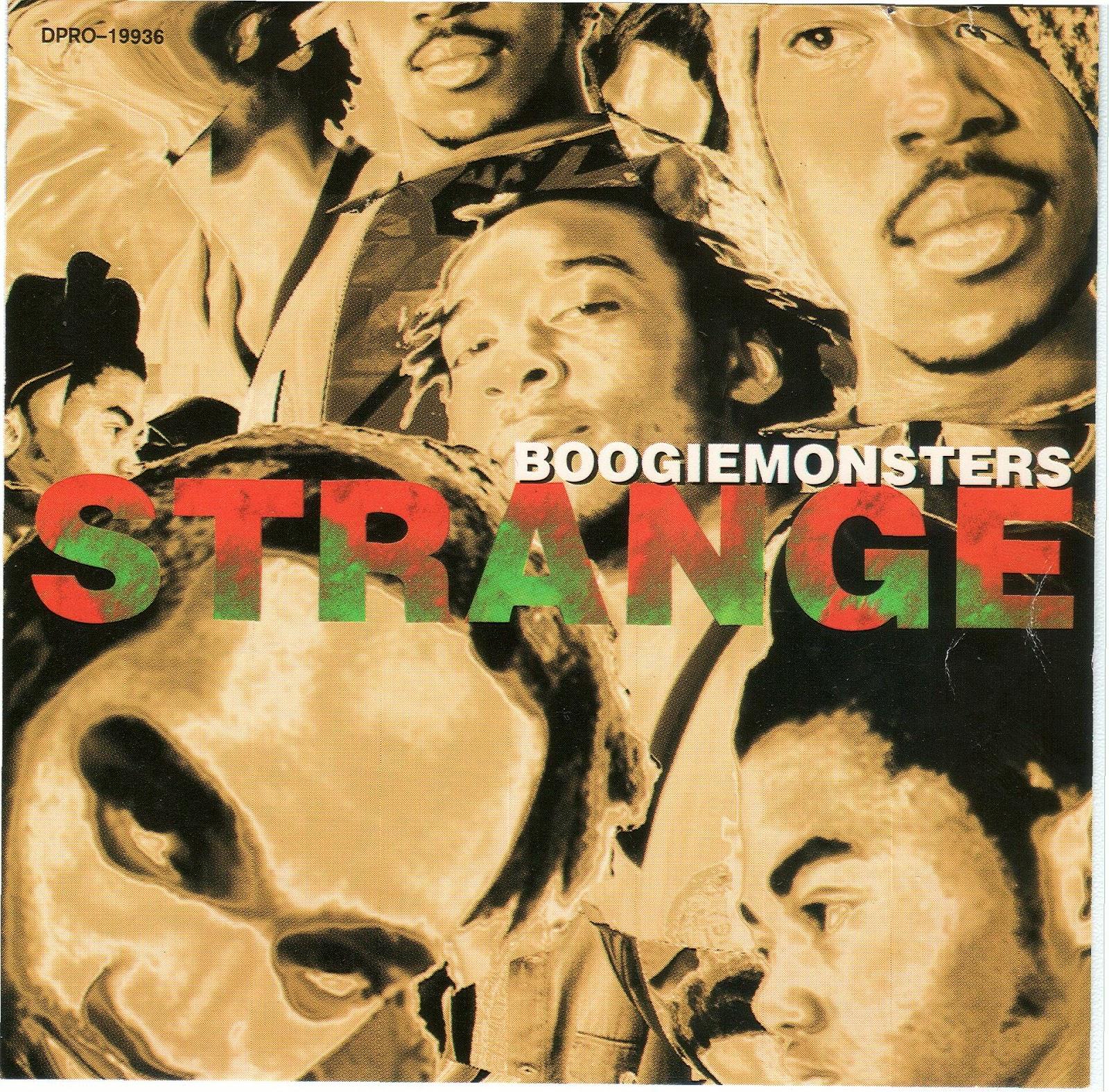 Boogiemonsters – Strange (CDS) (1994) (160 kbps)