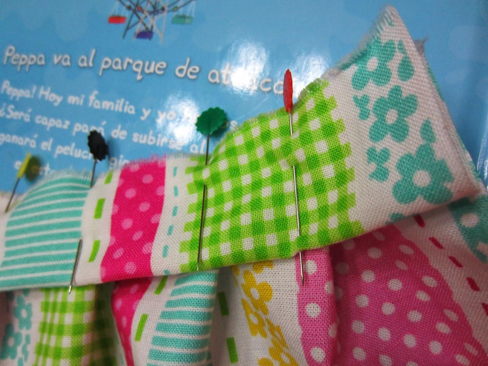 cómo coser falda fácil infantil