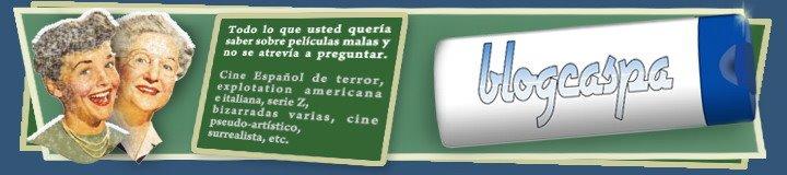 El blog de las películas cutres. BlogCaspa