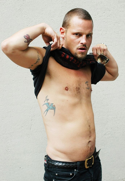 Tattoos Offmag Justin Chambers Tattoos