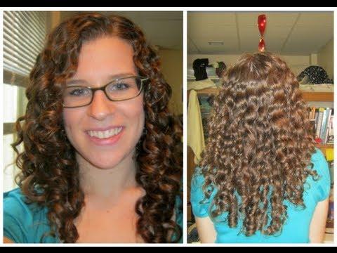 Boucle cheveux tres long