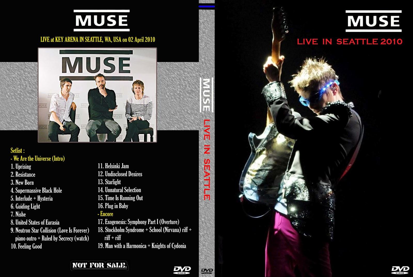 muse live at mtv: