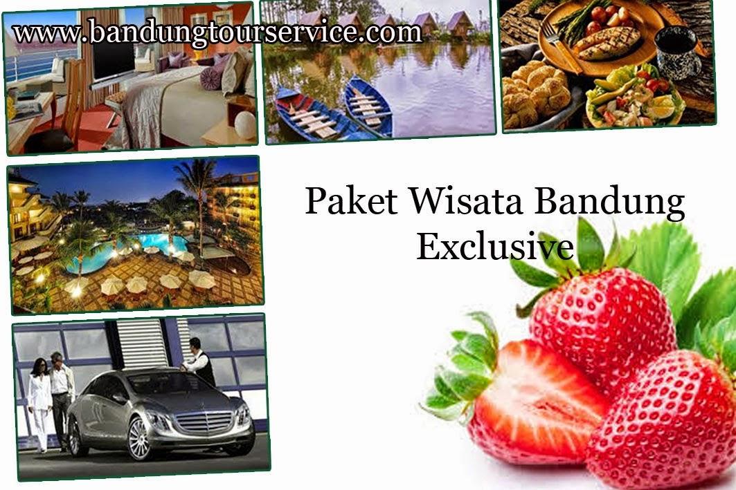 Paket Wisata Bandung Exclusive 2 hari 1 malam