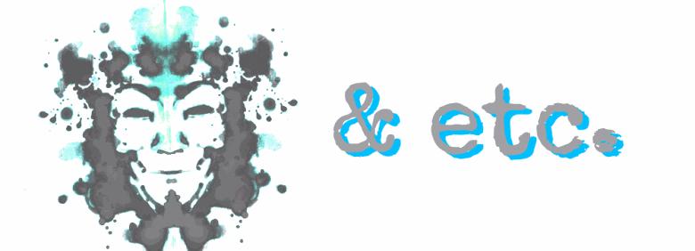 and et cetera.