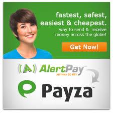 Mode de paiement Payza