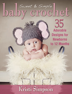 sweet and simple baby crochet book giveaway