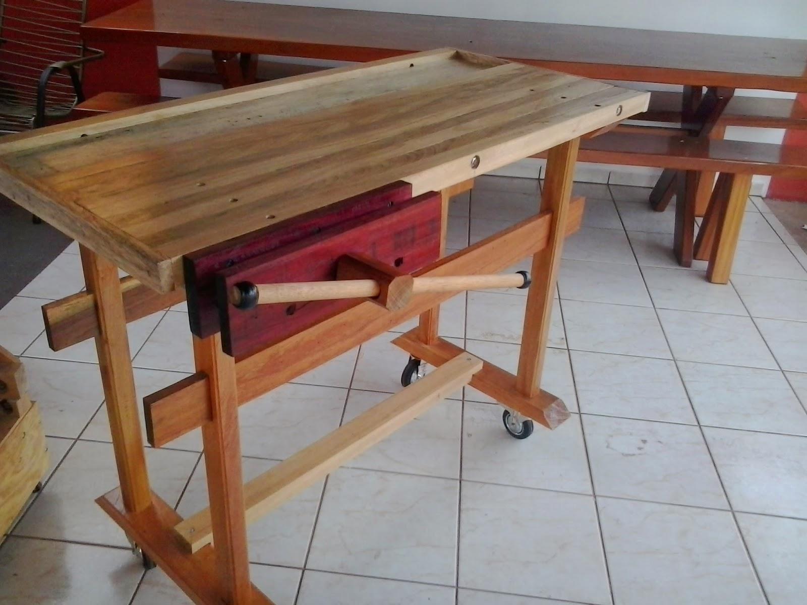 Marcenaria de casa Woodwork home: Bancada de Marceneiro Parte 5  #71402F 1600x1200