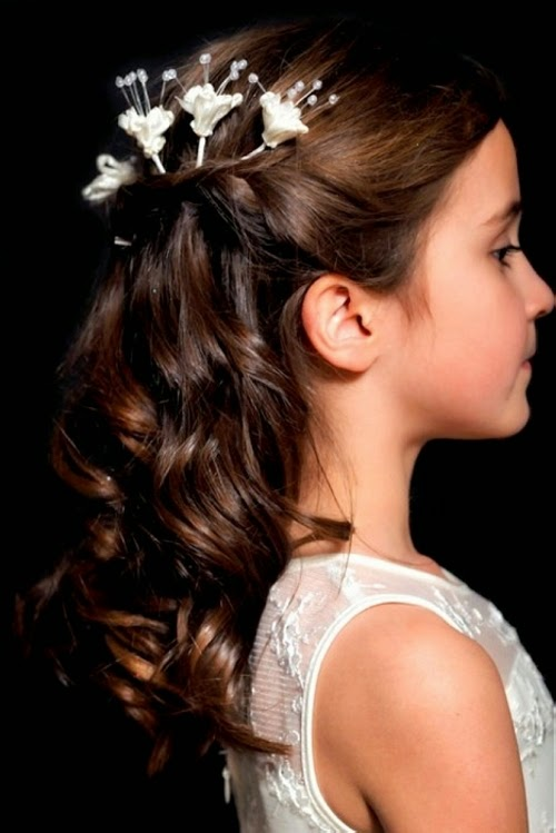 cute hairstyles for hair down}