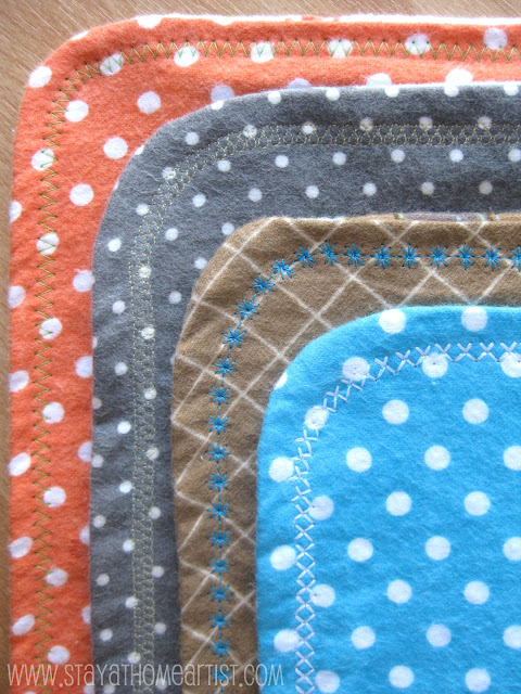 Stayathomeartist Com Reversible Flannel Receiving