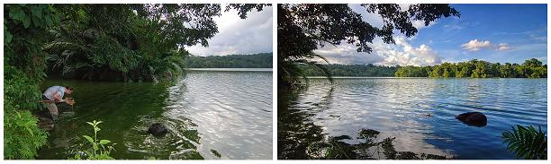 Telaga Lina - Wisata Halmahera Utara (Wilayah Tobelo)