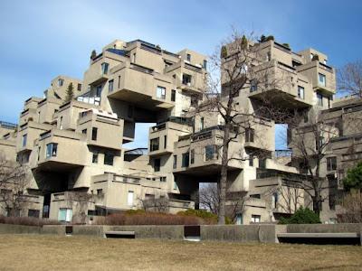 moshe safdie - cube buildingd