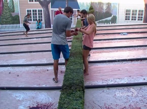 Big Brother US Season 15, Episode 5 - Nominations #2
