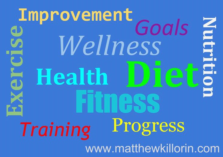 HEALTH - WELLNESS - FITNESS