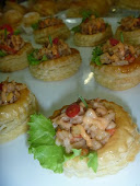 puff pastry TUNA