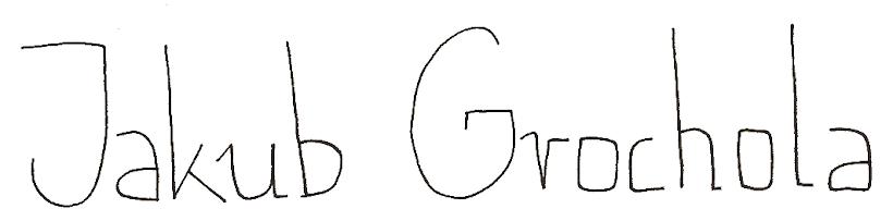 Jakub Grochola - blog