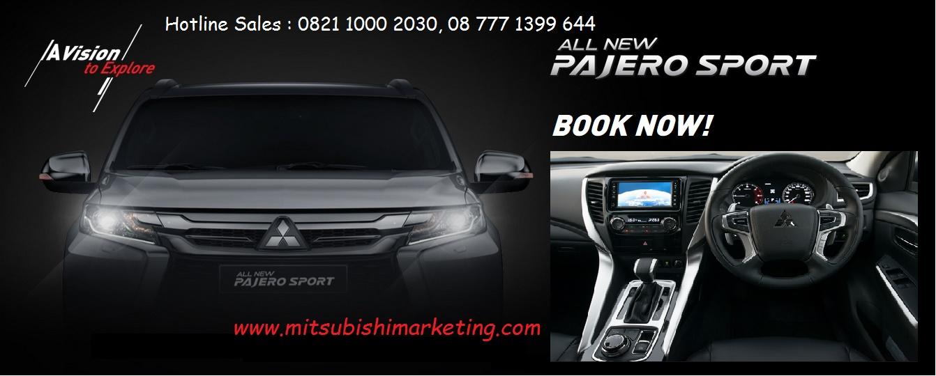 <center>Promo Mitsubishi All New Pajero Sport | Dealer Resmi Mitsubishi</center>