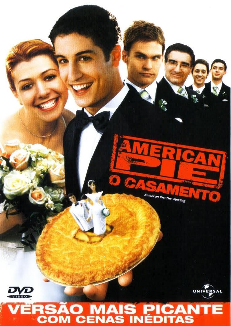 American Pie 3: O Casamento – Dublado (2003)