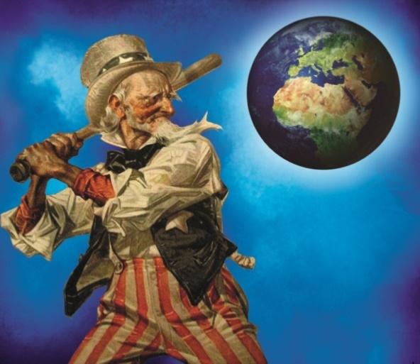 EMISSION DE RADIO : La fin de l'Amérique ?