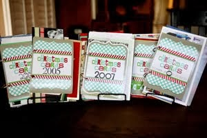 Christmas Card books