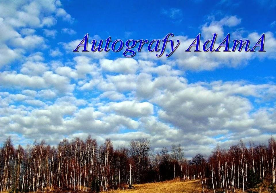 Autografy AdAmA