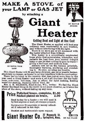 Giant Heater