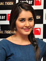 Rashi Khanna at Spykar store for Bengal tiger event-cover-photo