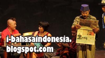 Contoh Naskah Drama Komedian | Belajar Online