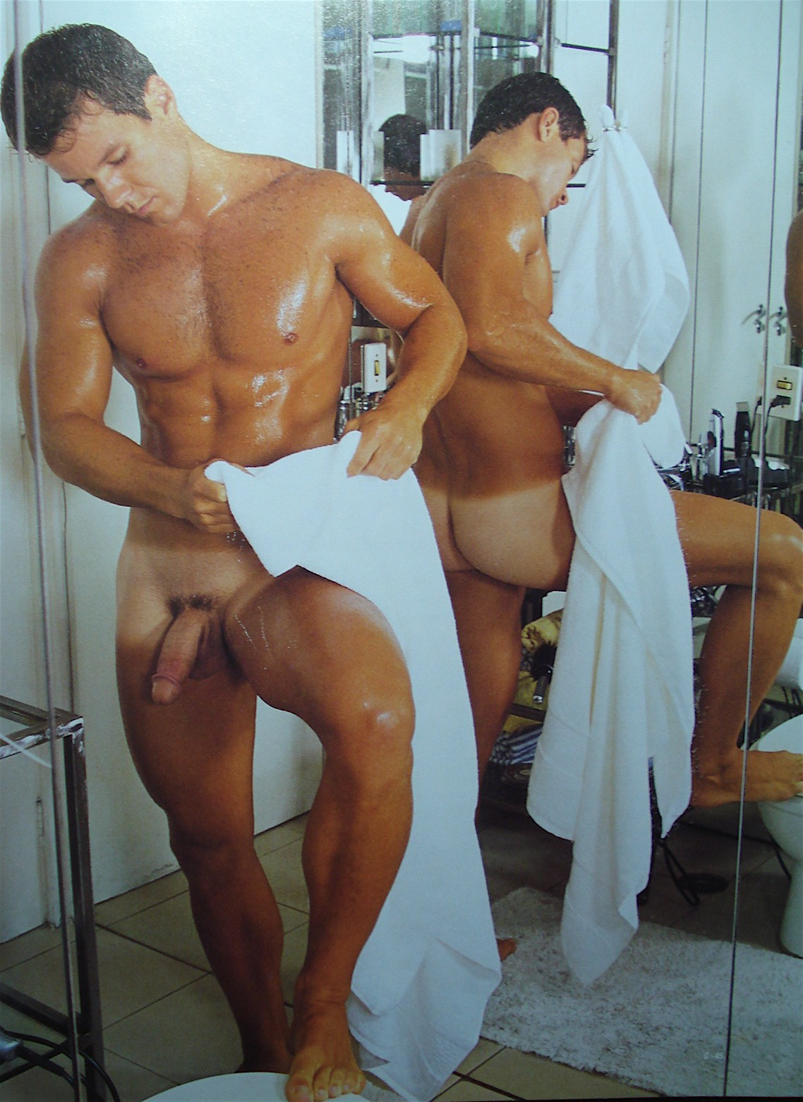 from Raphael gay man muscle nude