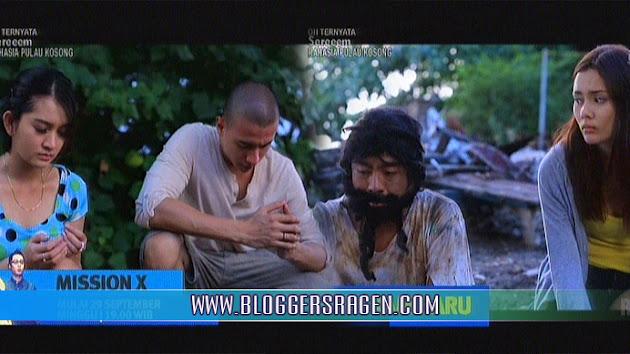 Rahasia pulau Kosong Film