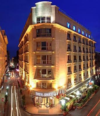 hotel-zurich-istanbul-laleli-hotels