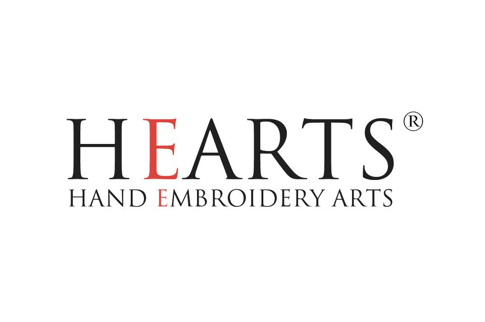 HEARTS - HAND EMBROIDERY ARTS