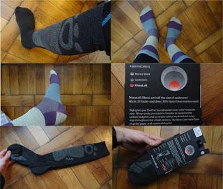 Primaloft Socks by Rojk
