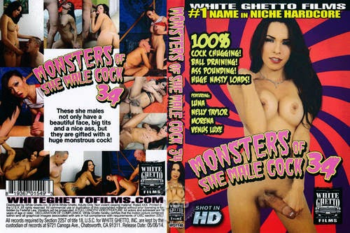 Monsters Of She Male Cock 34 DVDRip XviD 2012 Monsters 2BOf 2BShe 2BMale 2BCock 2B34 2BDVD