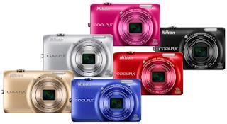 Harga Kamera Nikon Coolpix S6300 Terbaru 2013