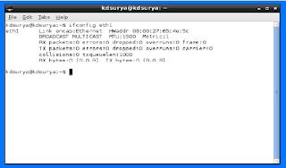 Pengujian DHCP Server