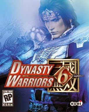 Dynasty Warriors 6 PC Cover