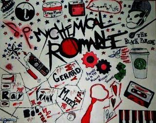 картинки арты my chemical romance