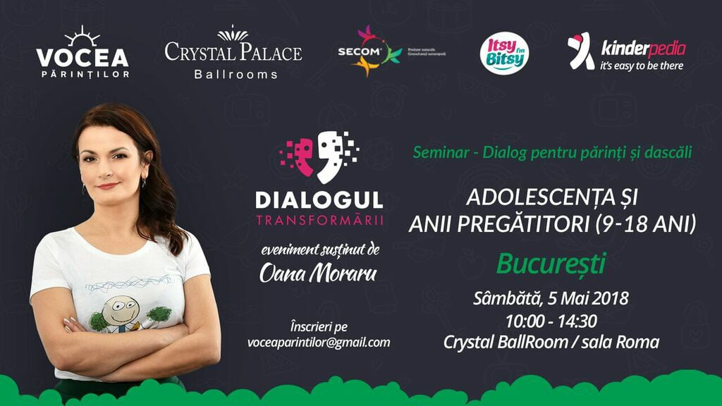 Eveniment adolescența