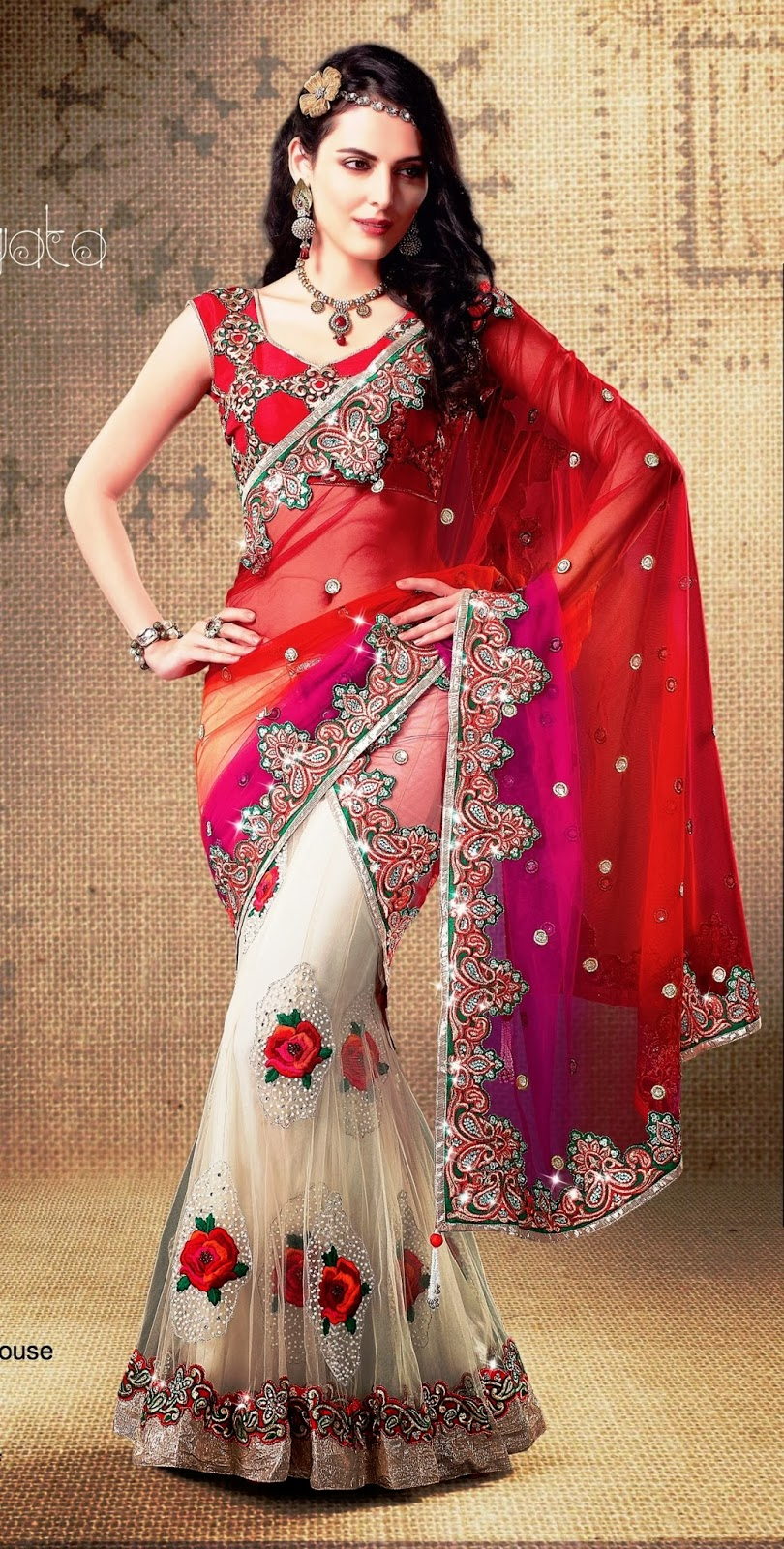 Makeup Review U0026 Beauty Blog  5 Reasons To Have Designer Sarees In Your Wardrobe