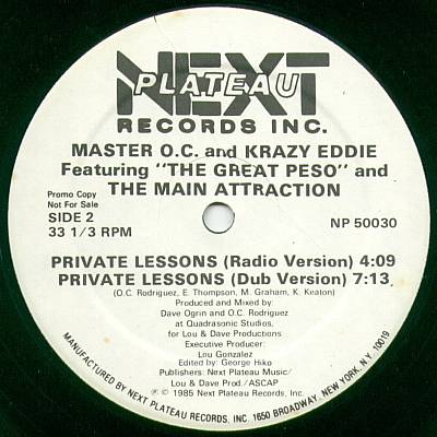 Master OC And Krazy Eddie Featuring Peso Tito 3 And Main Attraction Masters Of The Scratch