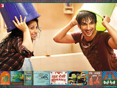 Shuddh Desi Romance Movie Wallpapers