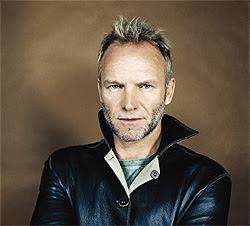 Sting en Ibiza y Canarias