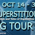 Very Superstitious Blog Tour (Review, Interview and Giveaway!)