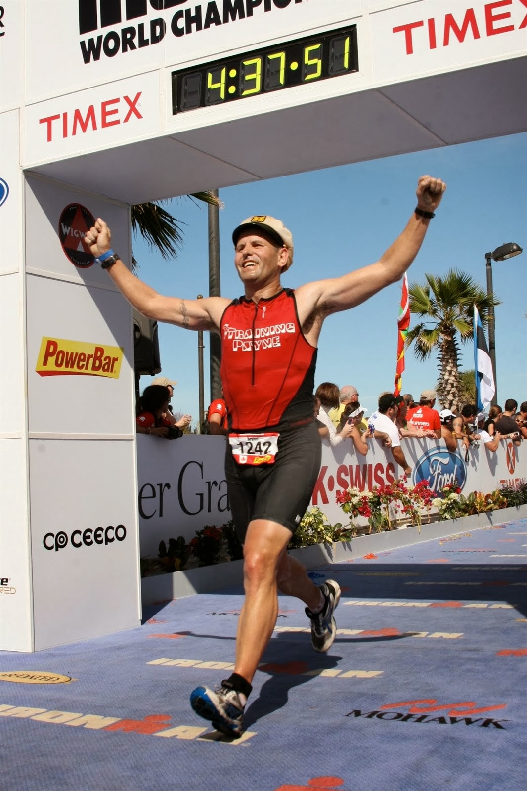 2009 Ironman 70.3                              World Championships